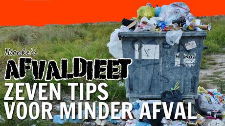 7 tips voor minder afval | Nienke's Afvaldieet