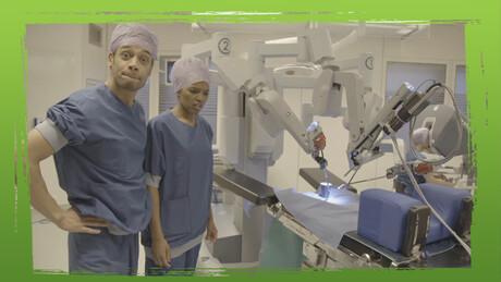 Operatiekamer van de toekomst