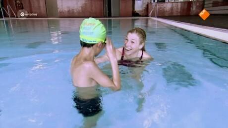 Zappsport | zwemteam, aflevering 2