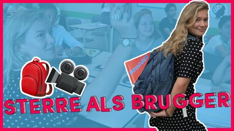 Wordt Sterre de klas uitgestuurd? | BRUGKLAS S7