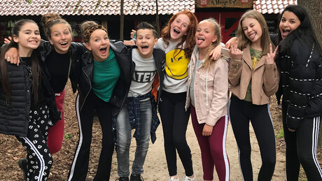 DE FINALISTEN GAAN OP KAMP! | JSF 2018