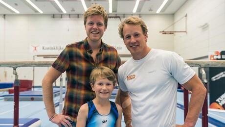 Aflevering 1: Sebastian sport met Epke Zonderland & Koningsspelen