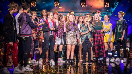 Junior Songfestival Nationale Finale 2018