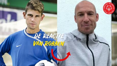 Challenge Arjen Robben