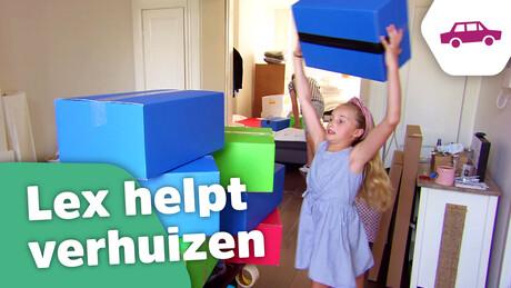 Aflevering 2: Faye gaat verhuizen met Lex & Kinderboekenbal