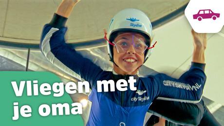 Aflevering 6: Dewi's oma gaat skydiven & Live i...