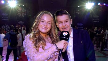Junior Eurovisie Songfestival Update 4