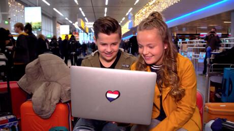 Junior Eurovisie Songfestival Update 3