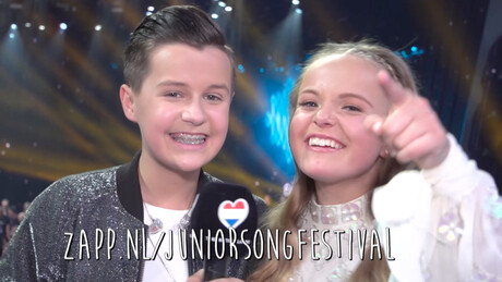 Meld je nu aan voor het Junior Songfestival!