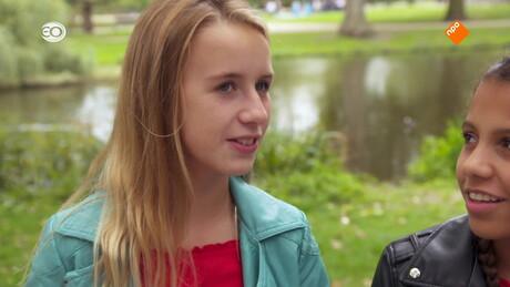 Sarah en Flinder
