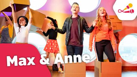 Kinderen voor Kinderen | Max & Anne