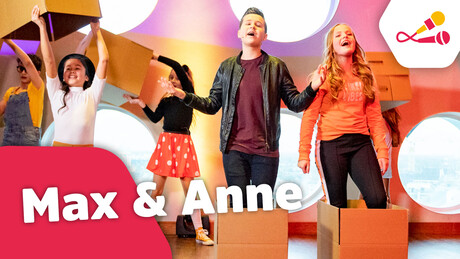 Max & Anne