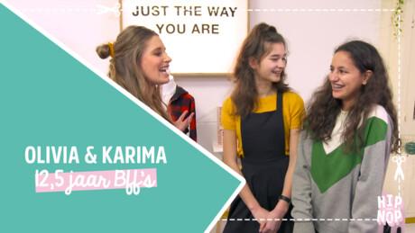 Hip voor Nop | Olivia en Karima