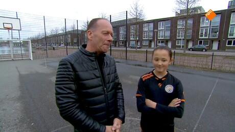 Zappsport | Freestyle voetbal, Laura Dekker