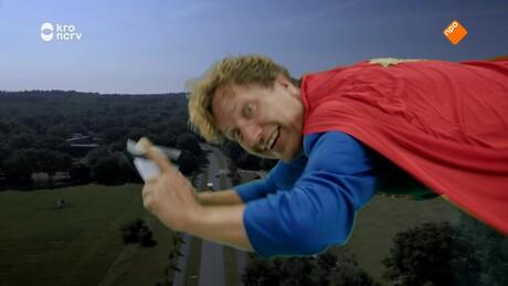 Klaas Kan Alles | Kan Klaas een superheld zijn?
