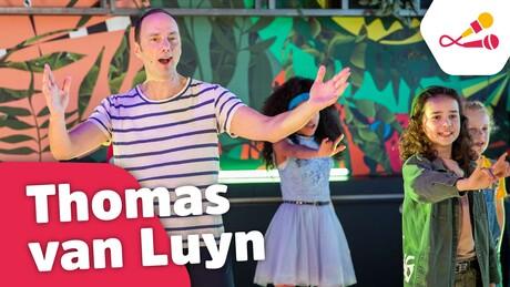 Kinderen voor Kinderen | Thomas van Luyn