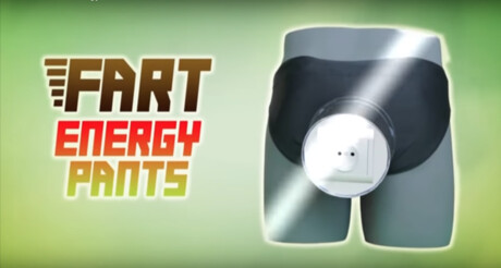 Klokko - Fart Energy Pants
