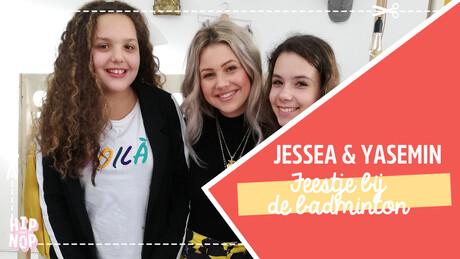 Hip voor Nop | Jessea en Yasemin