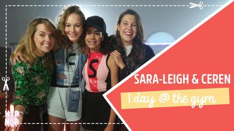 Hip voor Nop | Sara-Leigh en Ceren