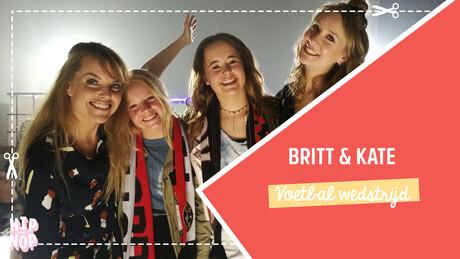 Hip voor Nop | Britt en Kate