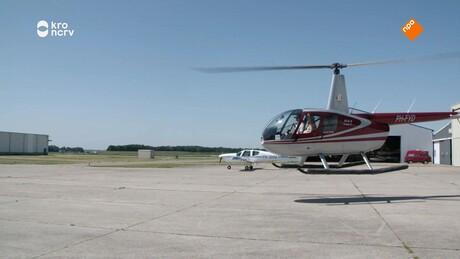 Willem Wever flits | Helikopter