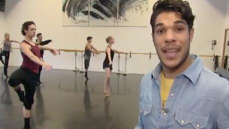 Het Klokhuis | Danser