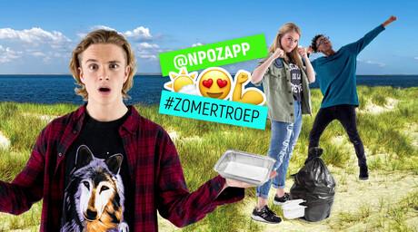 Doe mee met Zapp Your Planet #zomertroep!
