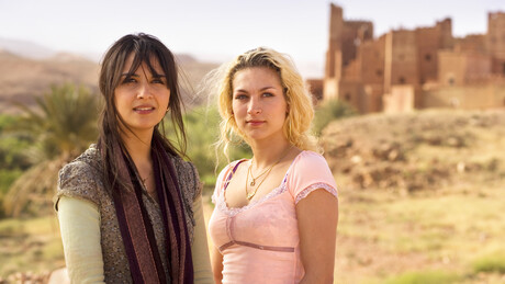 Zappbios | Dunya & Desie in Marokko