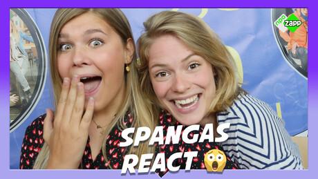 SpangaS REACT #7 | Iris Amber Stenger & Florence Vos Weeda