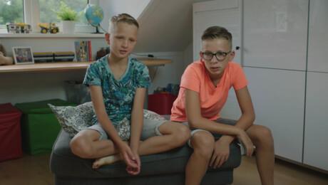 Wat zou jij doen? | Julian en Constantijn