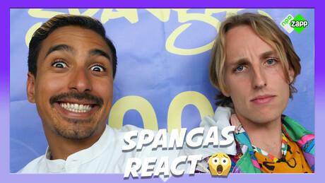 SpangaS REACT #8 | Hassan Slaby & Erik van Heijningen