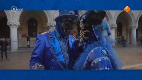 De Blauwe Hond | Maskers - Quentley Barbara