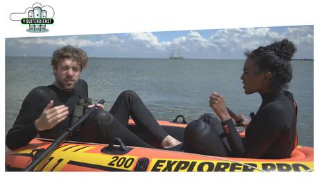 De Buitendienst  | Overleven op zee