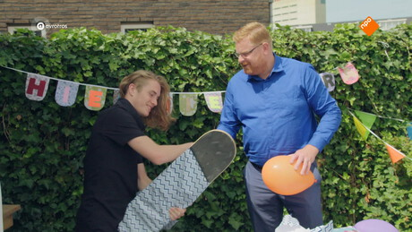 Brugklas | Skate ongeluk