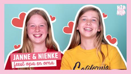 Hip voor Nop | Janne en Nienke