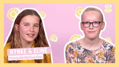 Hip voor Nop | Nynke en Eline