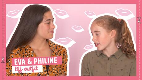 Hip voor Nop | Eva en Philine