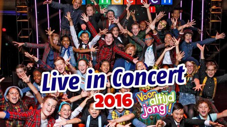 Live in Concert 2016: Voor altijd jong!
