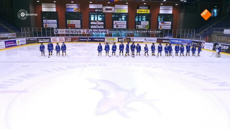 IJshockey, Reno de Hondt en Delaney Hessels