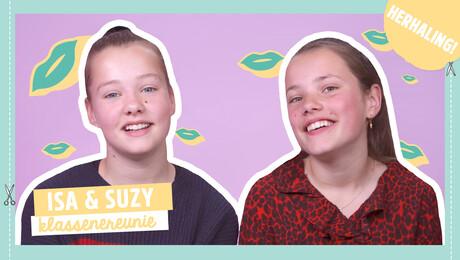 Hip voor Nop | Isa en Suzy