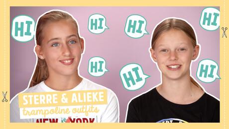 Hip voor Nop | Sterre en Alieke