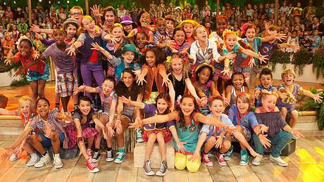 Kinderen voor Kinderen Live in Concert 2011