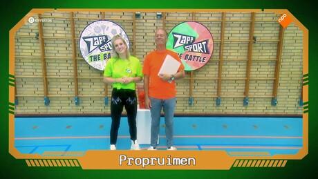 Zappsport | The battle badminton