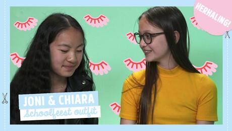 Hip voor Nop | Joni en Chiara