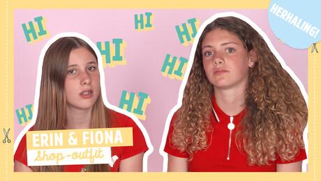 Hip voor Nop | Erin en Fiona