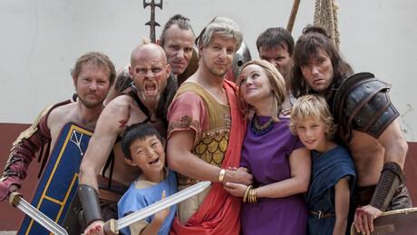 Welkom bij de Romeinen | Augustus