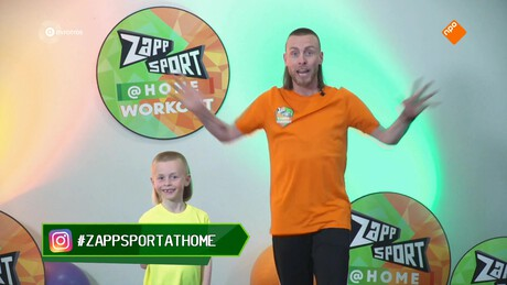 Zappsport@HOME - Workout