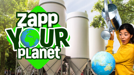 Ontmoet de Zapp Your Planet presentatoren!