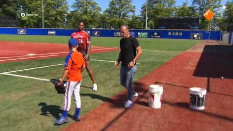 Zappsport | Honkbal, Kalian Sams en Dwayne Kemps