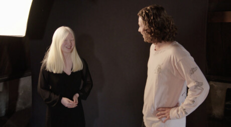 Het Klokhuis   Albinisme
